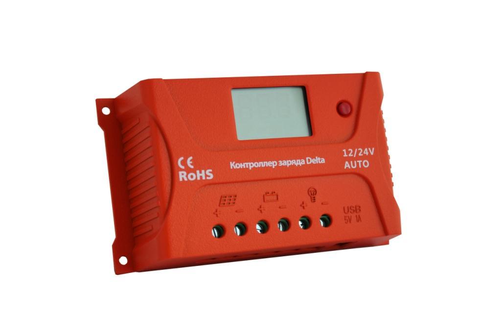 Солнечный контроллер PWM 2420