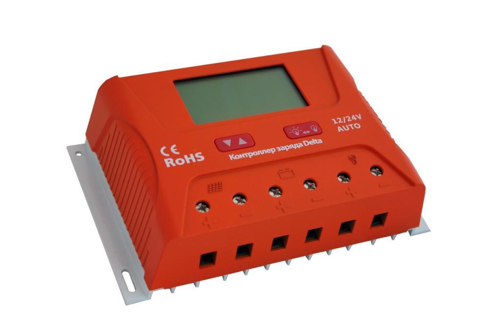 Солнечный контроллер PWM 2440