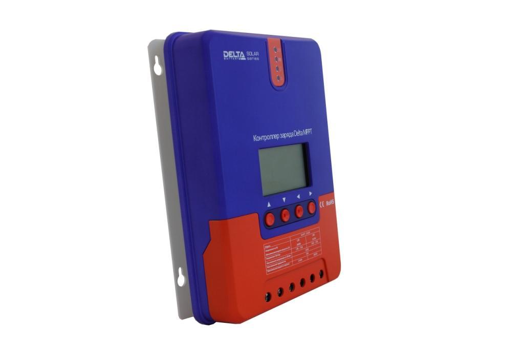 Солнечный контроллер MPPT 2430
