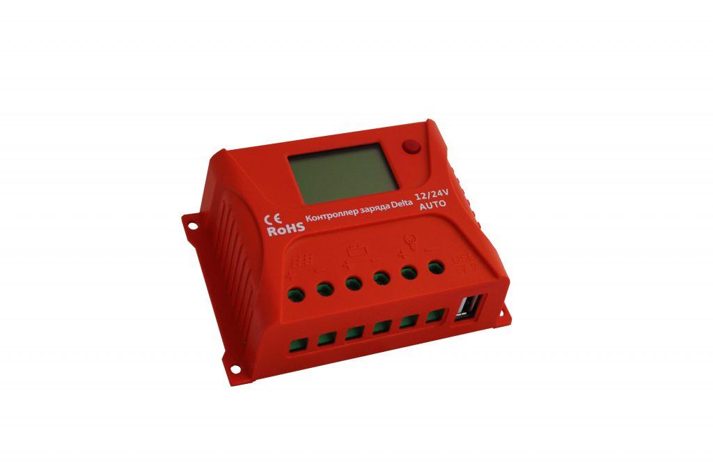 Солнечный контроллер PWM 2410PWM 2410_1
