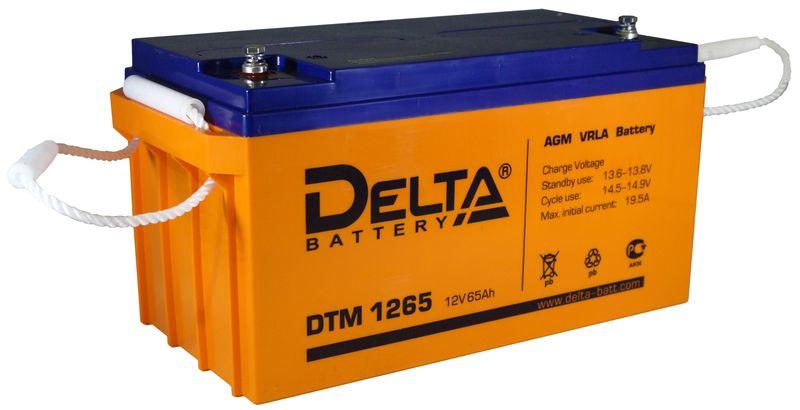 Delta DTM 12-65 L