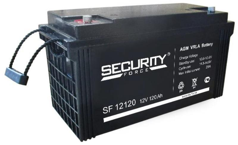 Security Force SF 12-120