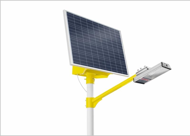 Автономная система освещения SGM