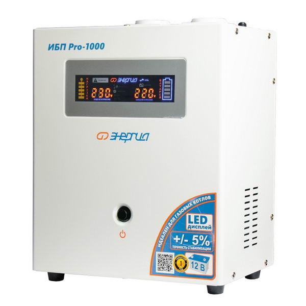 ИБП Энергия PRO 1000