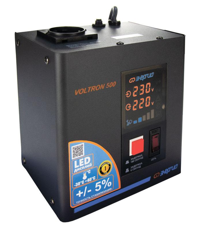 Стабилизатор напряжения Энергия Voltron 1000