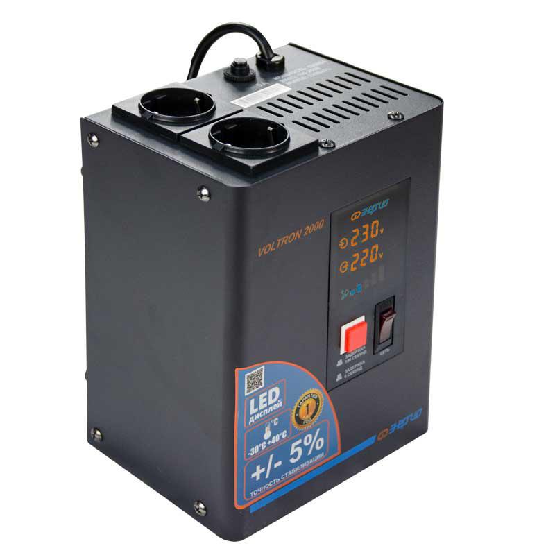 Стабилизатор напряжения Энергия Voltron 2000